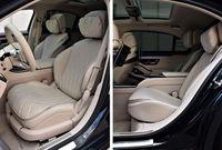 Mercedes-Benz S 500 4MATIC L - fotele