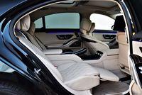 Mercedes-Benz S 500 4MATIC L - kanapa