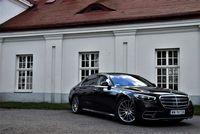 Mercedes-Benz S 500 4MATIC L - z przodu