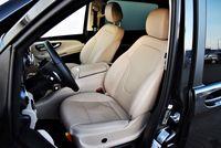 Mercedes-Benz V 300 d 4MATIC - fotele