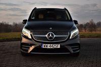 Mercedes-Benz V 300 d 4MATIC - przód