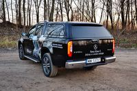 Mercedes-Benz X 250 d 4MATIC X POWER - z tyłu