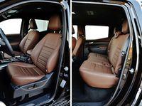 Mercedes-Benz X 250 d 4MATIC X POWER - fotele