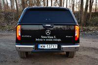 Mercedes-Benz X 250 d 4MATIC X POWER - tył