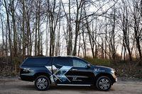 Mercedes-Benz X 250 d 4MATIC X POWER - profil