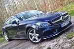 Pełen zalet Mercedes-Benz CLS 350 BlueTEC 4MATIC