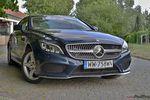 Mercedes CLS jak dobre wino