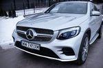 Mercedes GLC Coupe 250d - ekstrawagancki suv