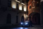 Mercedes GLE 350 D - lepszy po zmroku