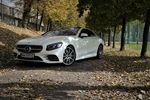 Mercedes S560 Coupe - miłość od pierwszego wejrzenia