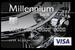 Karta kredytowa Millennium Alfa dla mężczyzn