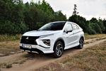 Mitsubishi Eclipse Cross PHEV pełen sprzeczności