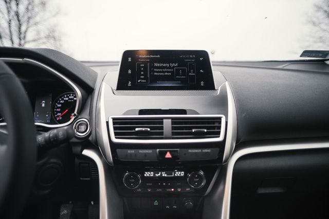 Mitsubishi Eclipse Cross 1.5T 163 KM - zmiana przez modę