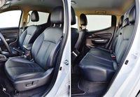 Mitsubishi L200 2.2 DI-D AT Instyle Plus - fotele