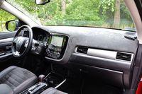 Mitsubishi Outlander 2.0 4WD CVT Calligraphy - wnętrze