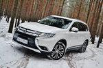 Mitsubishi Outlander 2.0 CVT 4WD Instyle Navi po kuracji odmładzającej