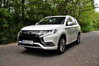 Mitsubishi Outlander PHEV - nowoczesność + klasyka
