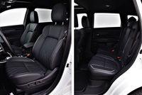 Mitsubishi Outlander PHEV - fotele