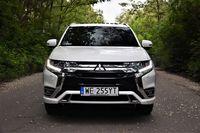 Mitsubishi Outlander PHEV - przód