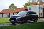 Nowy Mitsubishi Outlander - premiera w Polsce