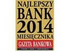 Najlepszy Bank 2014 i Bankowy Menedżer Roku 2013