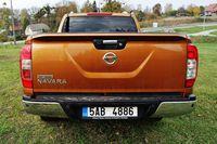 Nissan NP300 Navara 2.3D 7AT Tekna - tył