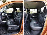 Nissan NP300 Navara 2.3D 7AT Tekna - fotele