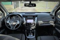 Nissan Navara - wnętrze