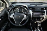 Nissan Navara - kierownica