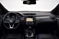 Nissan Qashqai 1.3 DIG-T DCT Tekna+ - deska rozdzielcza