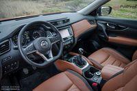 Nissan X-trail 2.0 dCi 177 KM Tekna - wnętrze