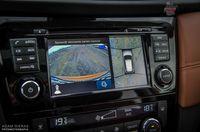 Nissan X-trail 2.0 dCi 177 KM Tekna - ekran