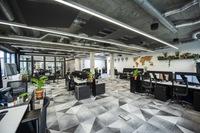 Biuro w branży logistycznej i magazynowej