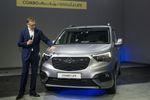 Opel Combo 2018