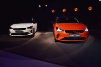 Opel Corsa 2019 - przód