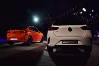 Opel Corsa 2019 - tył