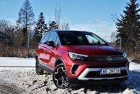 Opel Crossland 2021 - z przodu