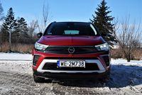 Opel Crossland 2021 - przód