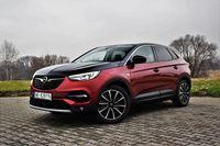 Opel Grandland X Hybrid4 - ekologia+osiągi