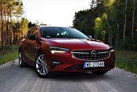 Opel Insignia Sports Tourer 2.0 Turbo A9 Business Elegance - sylwetka z przodu