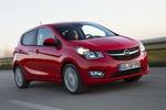 Nowy Opel KARL - mały i funkcjonalny