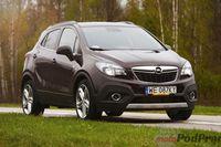 Opel Mokka - pobudzający bestseller