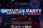 Opera GX z urodzinową aktualizacją