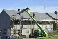 Wymiana dachu na budynku mieszkalnym zmniejsza podatek