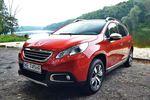 Peugeot 2008 1.2 PureTech Allure - crossover dla wymagających