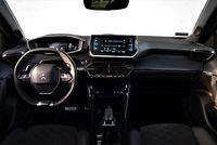 Peugeot 2008 1.2 PureTech GT - wnętrze