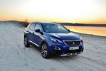 Imponujący Peugeot 3008 2.0 BlueHDi Allure