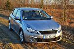 Peugeot 308 1.2 PureTech Active - nad wyraz żwawy