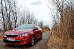 Peugeot 308 SW 1.6 BlueHDi EAT6 Active nie ma słabych stron