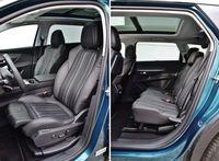 Peugeot 5008 2.0 BlueHDi Allure - fotele